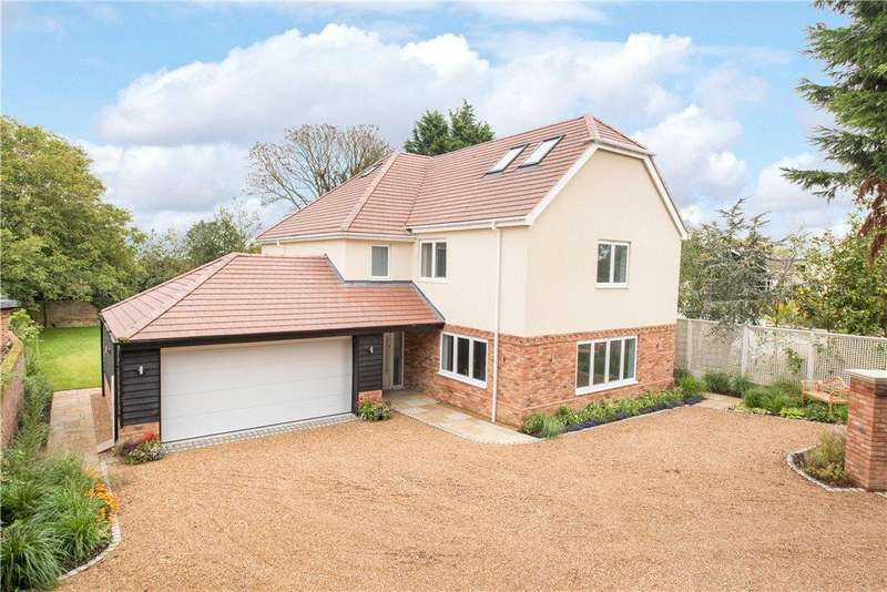 5 Bedrooms Detached House for sale in Orchard Road, Pulloxhill, Bedfordshire