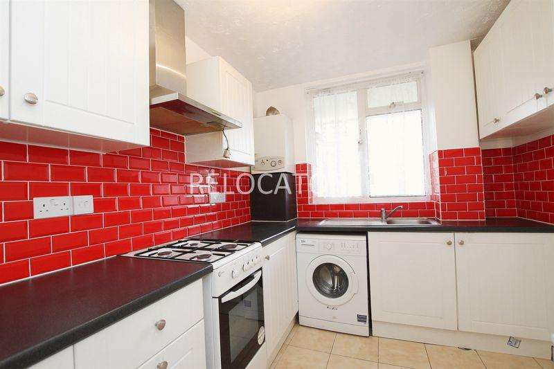 3 Bedrooms Apartment Flat for sale in Hughes House, Sceptre Road, E2