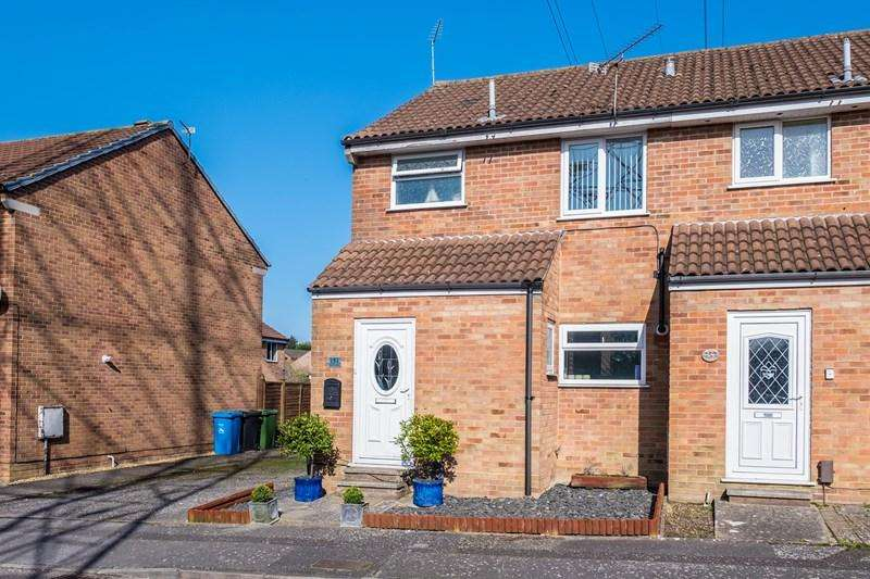 3 Bedrooms End Of Terrace House for sale in Aspen Gardens, Parkstone, Poole