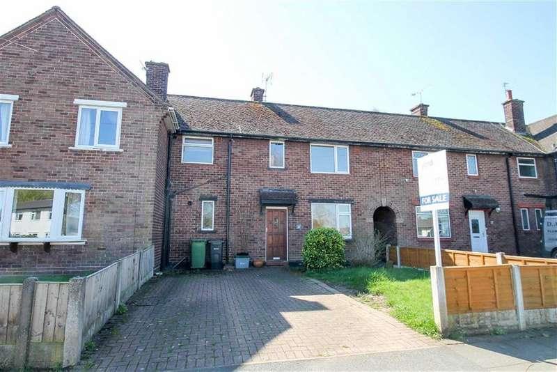 3 Bedrooms Terraced House for sale in Mere Lane, Sandiway