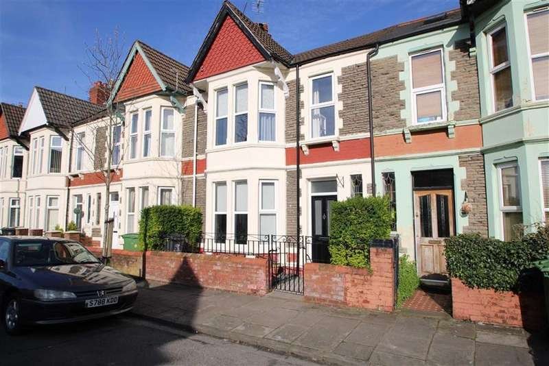 3 Bedrooms Terraced House for sale in Summerfield Avenue, Cardiff