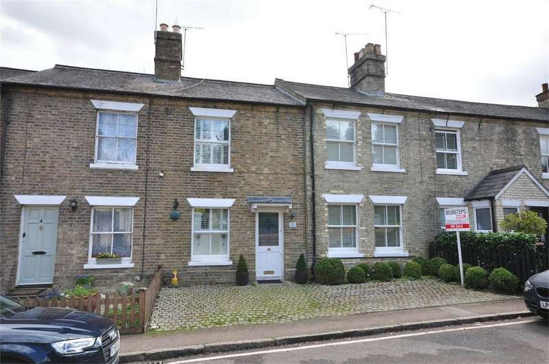 4 Bedrooms Terraced House for sale in 5 Park Terrace, Much Hadham, Ware