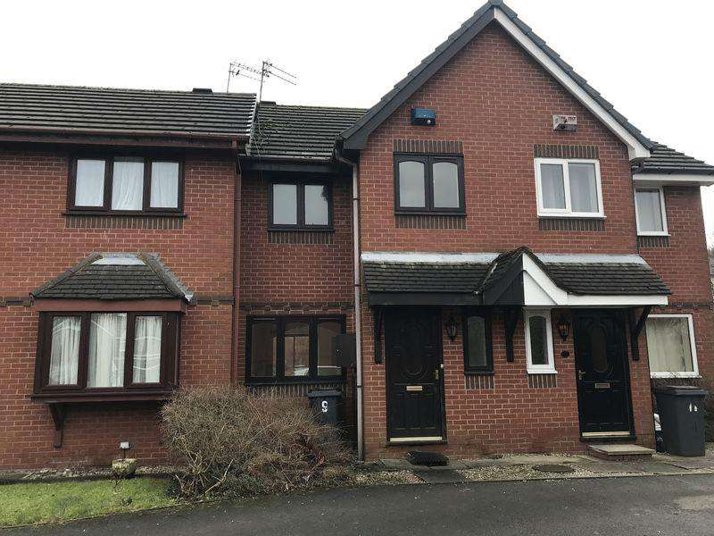 2 Bedrooms Mews House for sale in Winterley Drive, Accrington