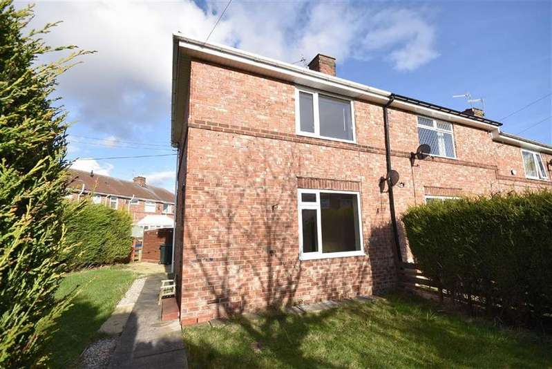 2 Bedrooms End Of Terrace House for sale in Kibblesworth