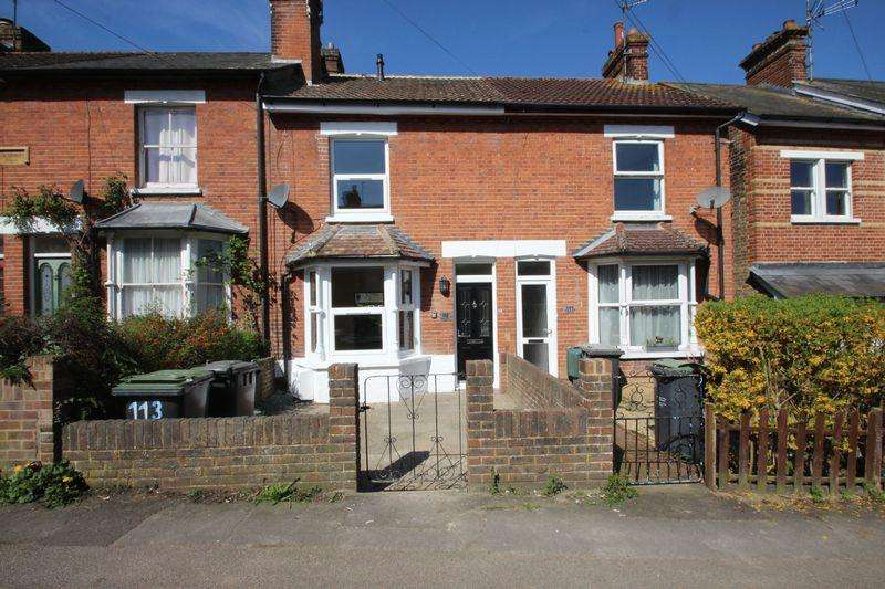 2 Bedrooms Terraced House for sale in St Marys Road, Tonbridge