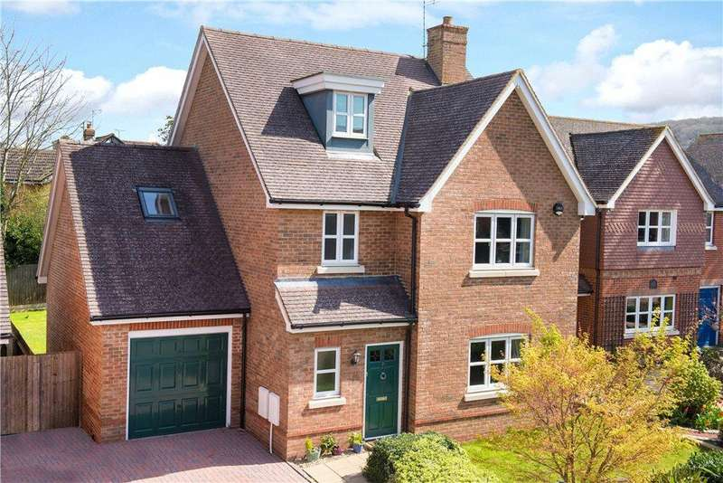 5 Bedrooms Detached House for sale in Siareys Close, Chinnor, Oxfordshire