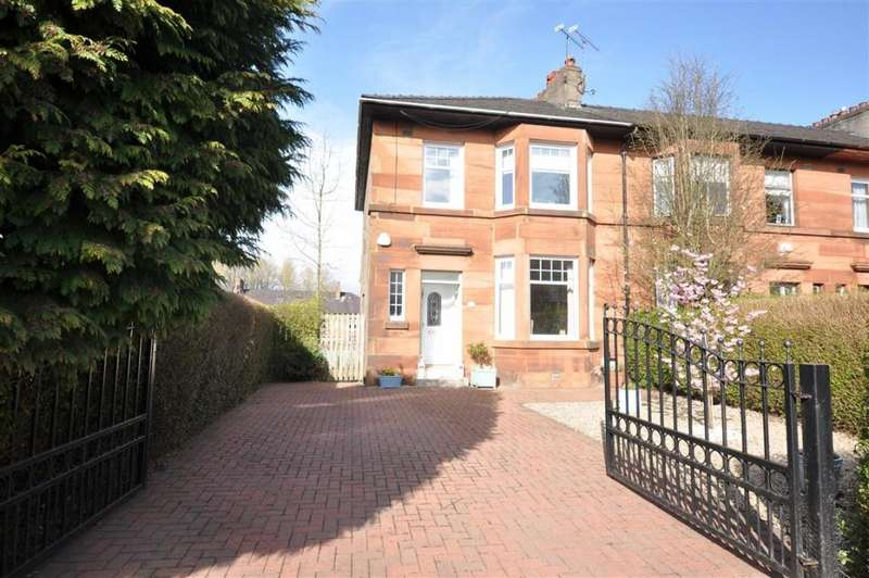 3 Bedrooms End Of Terrace House for sale in 118 Nether Auldhouse Road, Newlands, G43 2YT