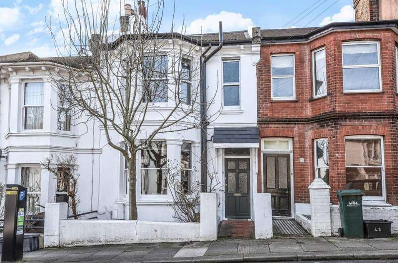 3 Bedrooms Terraced House for sale in Robertson Road Brighton East Sussex BN1