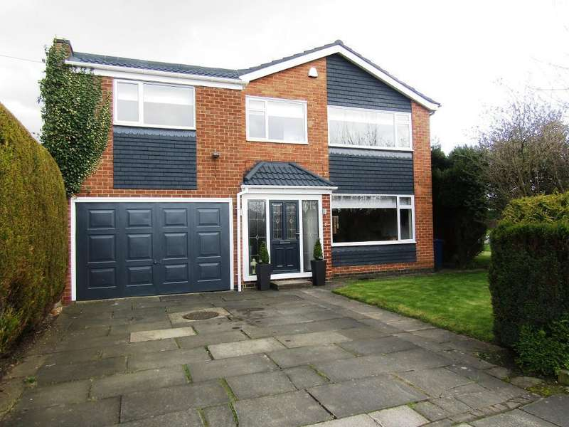 4 Bedrooms Semi Detached House for rent in Southcote, Whickham, Whickham, Tyne Wear, NE16 5SD