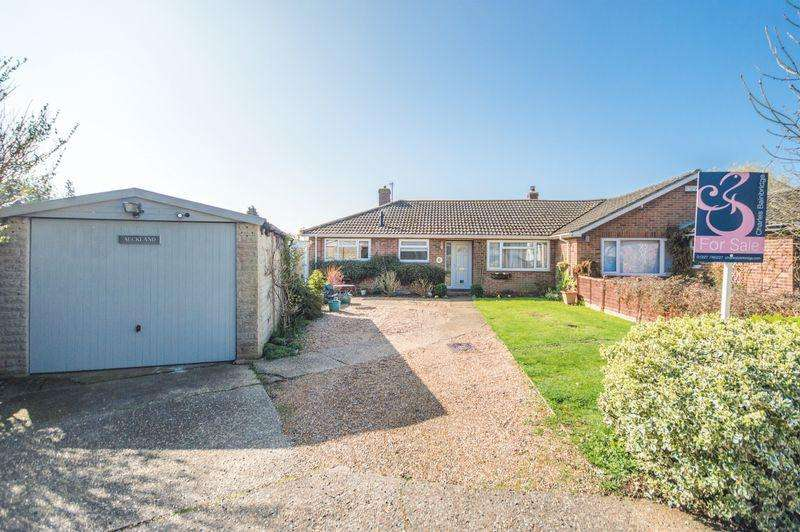 2 Bedrooms Semi Detached Bungalow for sale in Canterbury