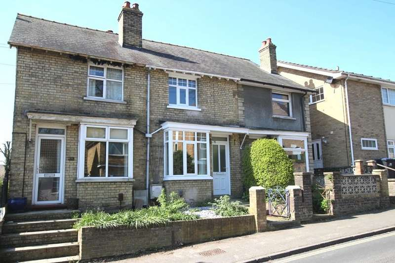 3 Bedrooms Terraced House for sale in Back Hill, Ely