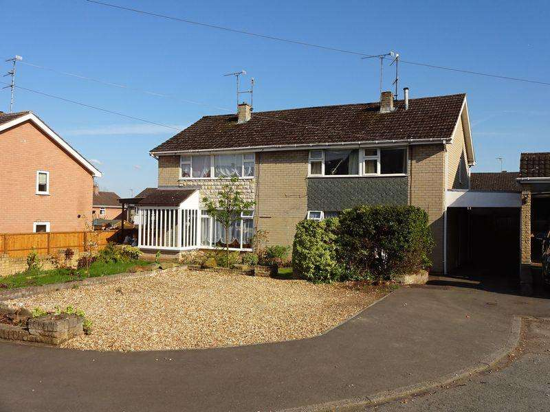 3 Bedrooms Semi Detached House for sale in Trimpley Drive, Kidderminster DY11 5LB