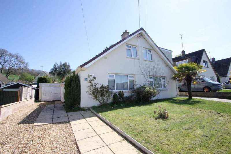 2 Bedrooms Semi Detached House for sale in Chandos Road, Stroud