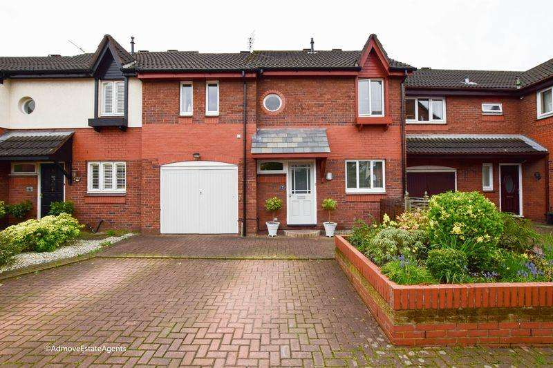 3 Bedrooms Terraced House for sale in Picton Close, Warrington