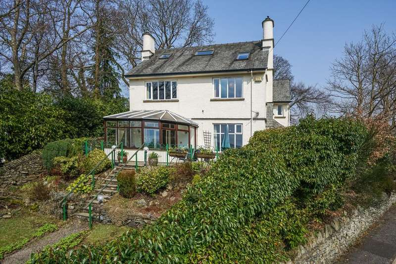7 Bedrooms Detached House for sale in Howe Top, 32 Craig Walk, Windermere, Cumbria, LA23 2JT