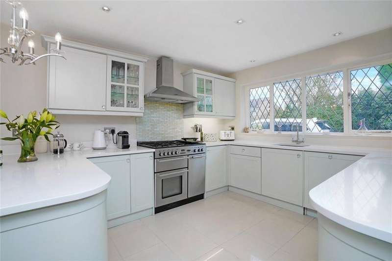 6 Bedrooms Detached House for sale in Garson Road, Esher, Surrey, KT10