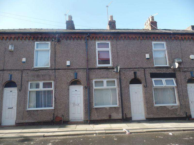2 Bedrooms Terraced House for sale in 86 Cambria Street, Liverpool