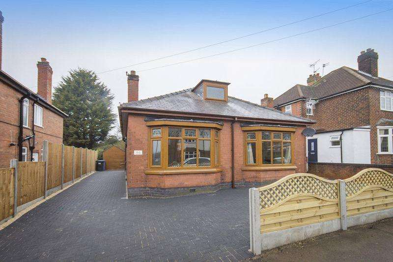 3 Bedrooms Detached Bungalow for sale in Bedford Street, Derby