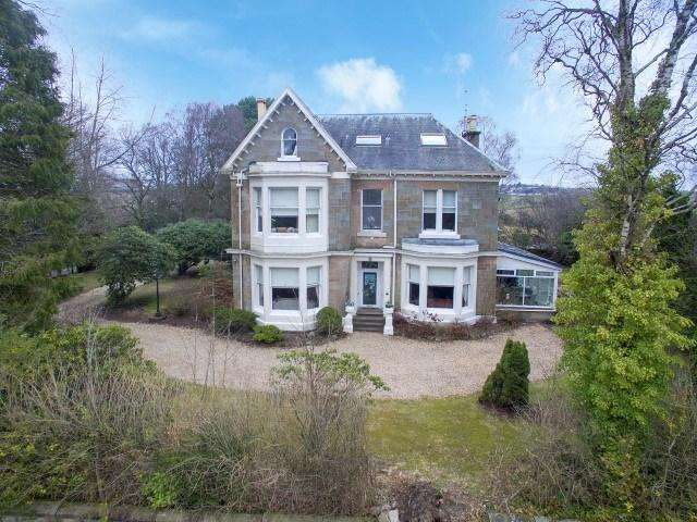 7 Bedrooms Detached Villa House for sale in Carmunnock Road, Busby, Glasgow, G76