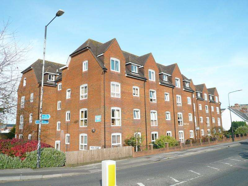 1 Bedroom Retirement Property for sale in Weymouth Street, Warminster, BA12