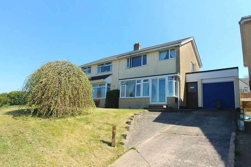 3 Bedrooms Semi Detached House for sale in Valley View Road, Paulton