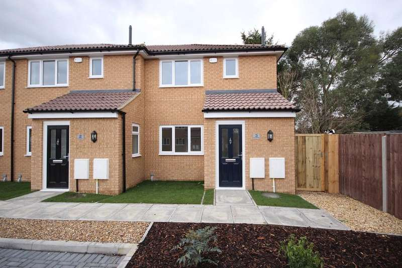 2 Bedrooms Terraced House for sale in Viking Close, Barton Le Clay, MK45
