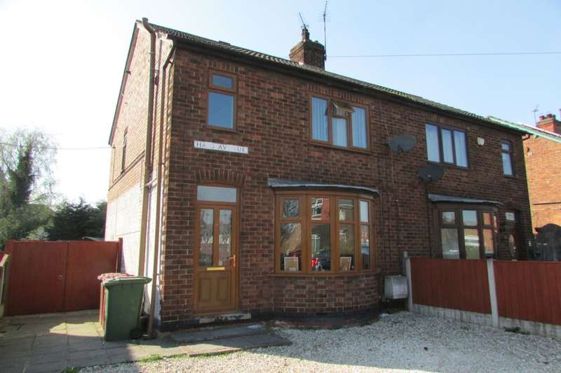 3 Bedrooms Semi Detached House for sale in Haig Avenue, Scunthorpe, DN16