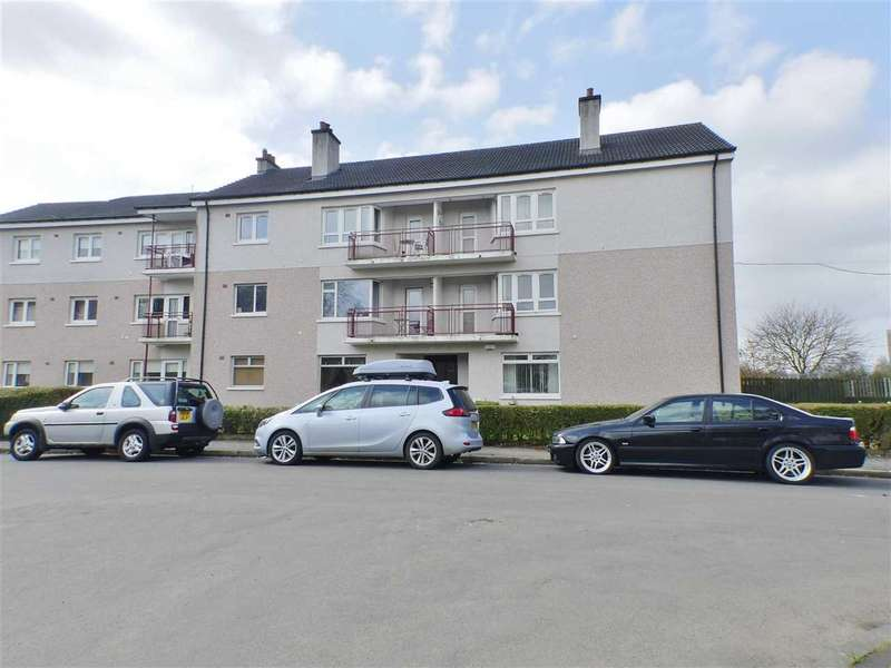 2 Bedrooms Apartment Flat for sale in Fieldhead Drive, Eastwood, Flat 0/2, GLASGOW