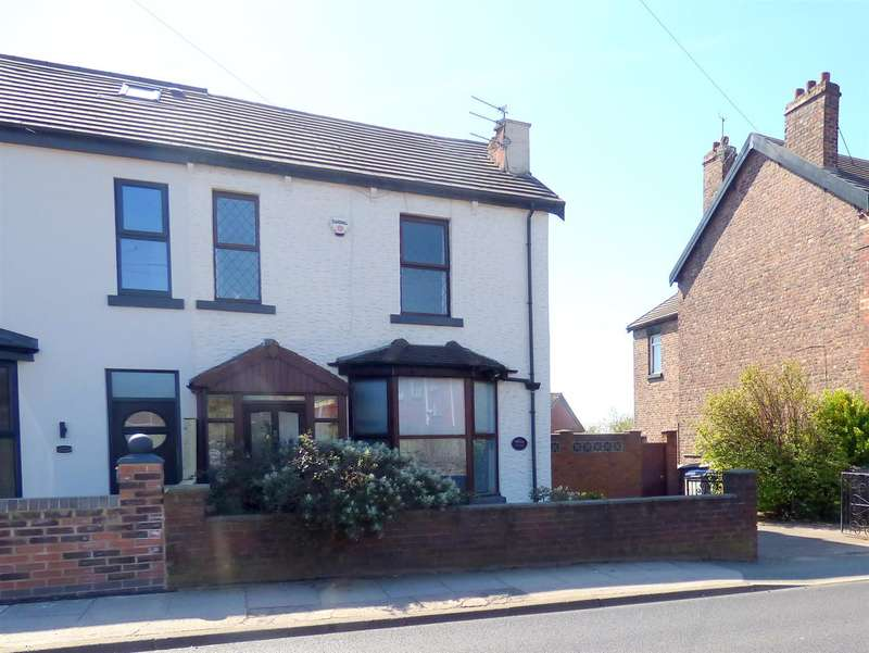3 Bedrooms Semi Detached House for sale in Poplar Villa, Hall Lane, Huyton, Liverpool