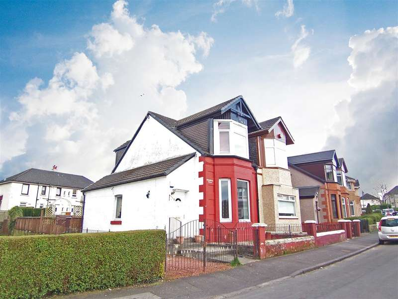 2 Bedrooms Semi Detached House for sale in Brightlea Villa, 76 Barfillan Drive, Bellahouston, Glasgow, Lanarkshire, G52 1BD