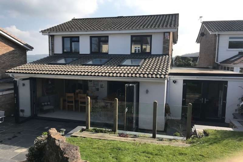 3 Bedrooms Detached House for sale in The Rowans, Portishead, Bristol, BS20