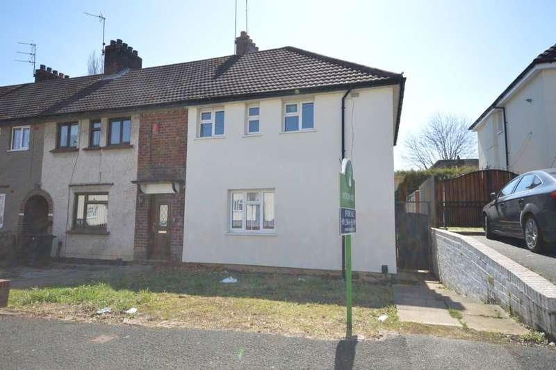 3 Bedrooms Property for sale in Oak Road, Dudley, DY1