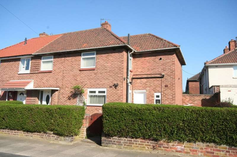 4 Bedrooms Semi Detached House for sale in Bradhope Road, Berwick Hills, Middlesbrough, TS3
