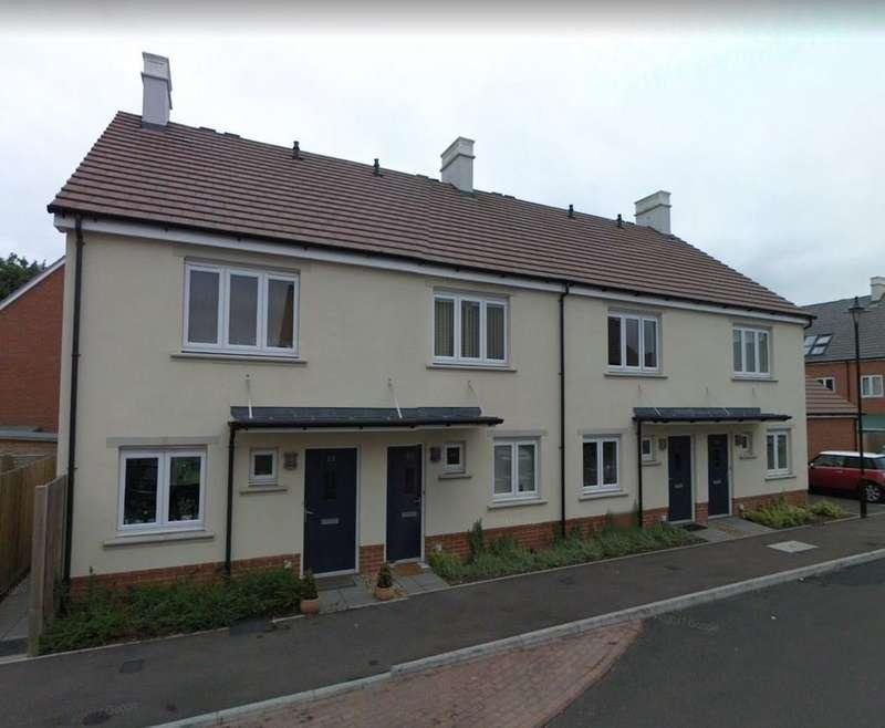 2 Bedrooms Terraced House for sale in Baynton Road, Woking GU22