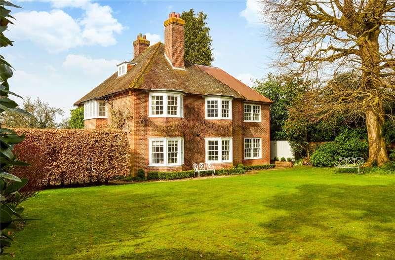 5 Bedrooms Detached House for sale in Langton Road, Langton Green, Tunbridge Wells, Kent, TN3
