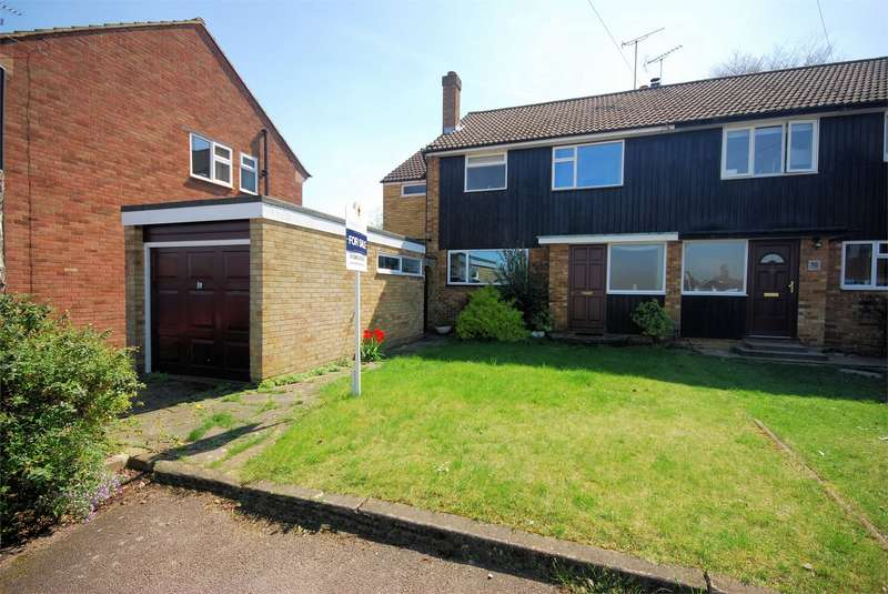 4 Bedrooms Semi Detached House for sale in The Cedars, Wendover, Buckinghamshire