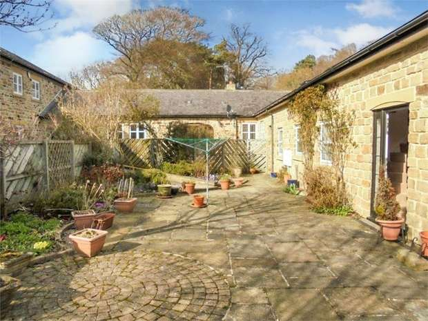 3 Bedrooms Detached House for sale in Foxwood Court, Lanchester, Durham