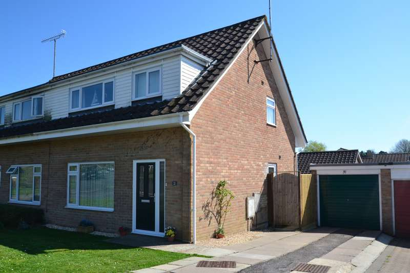 3 Bedrooms Semi Detached House for sale in Dorchester
