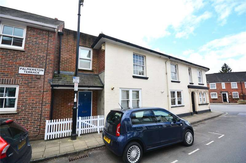 2 Bedrooms Terraced House for sale in Palmerston Terrace, The Hundred, Romsey, Hampshire, SO51