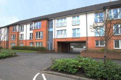 2 Bedrooms Flat for sale in Ellerslie Road, Yoker, Glasgow