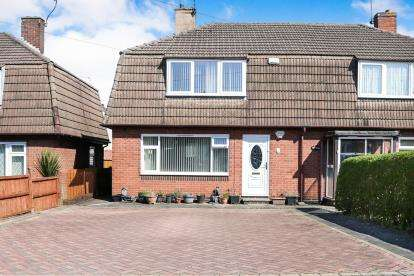 3 Bedrooms Semi Detached House for sale in Jackson Close, Keresley, Coventry, West Midlands