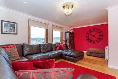 3 Bedrooms Semi Detached House for sale in Trossachs Road, Aberfoyle