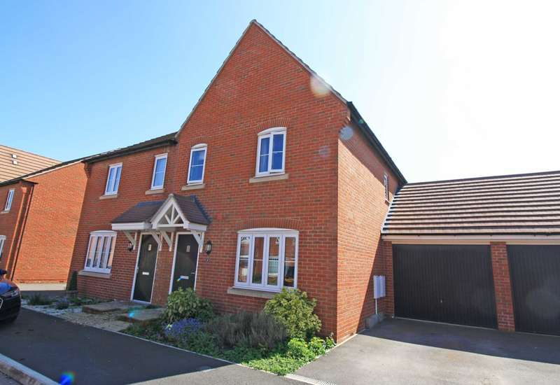 3 Bedrooms Semi Detached House for sale in Dan Read Parade, Didcot