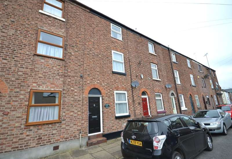 4 Bedrooms Terraced House for sale in Newton Street, Macclesfield
