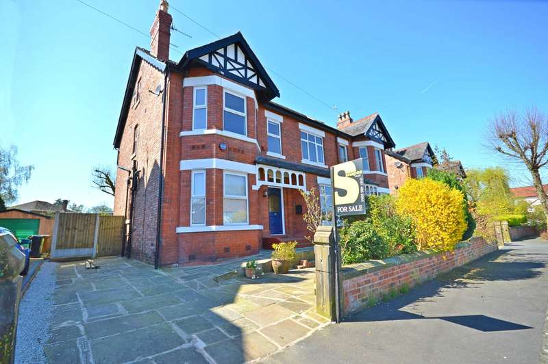 5 Bedrooms Semi Detached House for sale in Madison Avenue, Cheadle Hulme