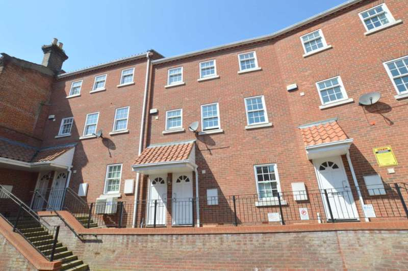 2 Bedrooms Maisonette Flat for sale in St Martin At Bale Court, Norwich City Centre