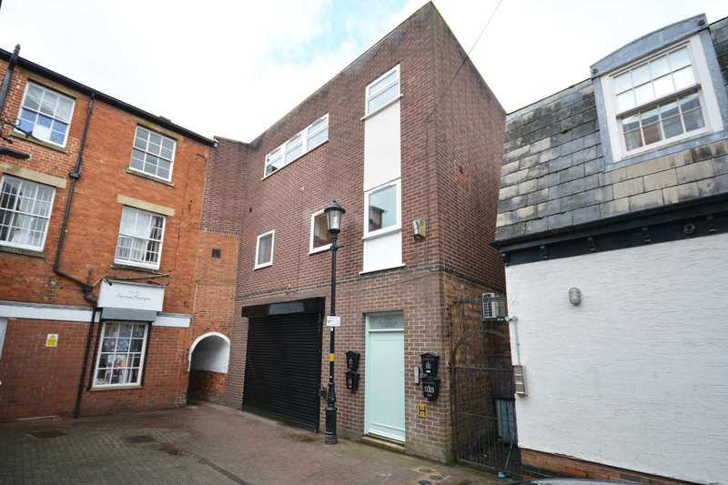 1 Bedroom Apartment Flat for sale in Windsor Court, Rugby Town Centre