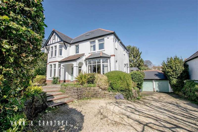 7 Bedrooms Detached House for sale in Windsor Road, Radyr, Cardiff