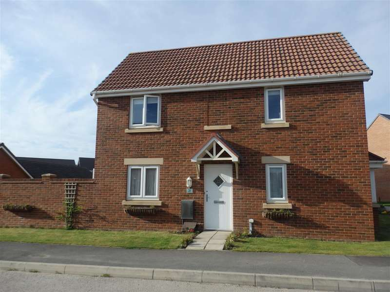 3 Bedrooms Semi Detached House for sale in Morgan Drive, Whitworth, Spennymoor