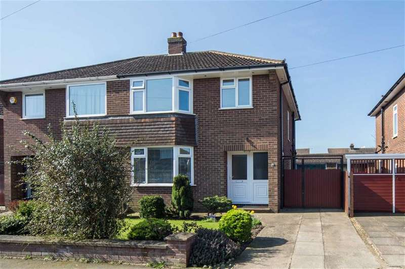 3 Bedrooms Semi Detached House for sale in Silecroft Road, Luton